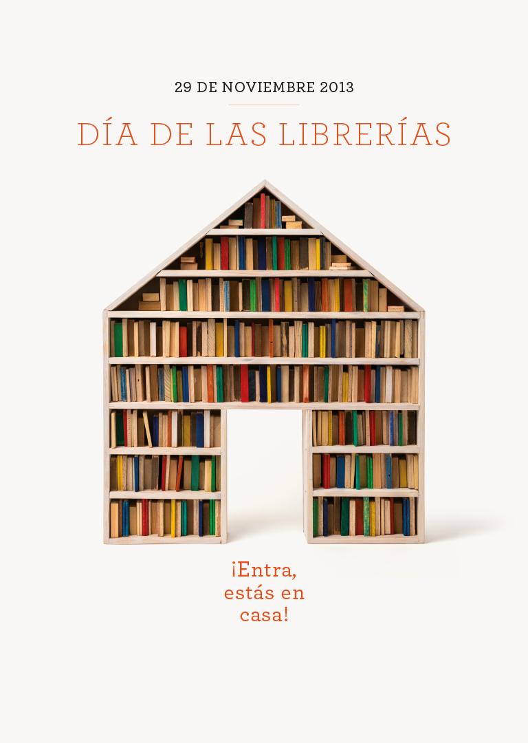 cartel dia librerias